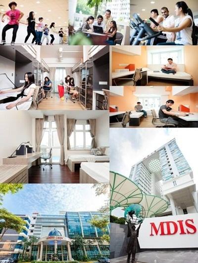 Liên hệ các đại diện tuyển sinh của MDIS tại Việt Nam (