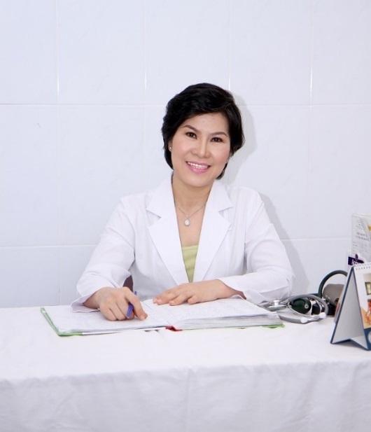 Bác sĩ Thu Hà (Phó Trưởng khoa Sản A – Bệnh viện Từ Dũ – TP.HCM)
