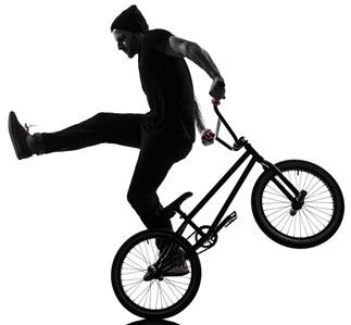 Bộ môn BMX-một trong những môn thể thao đường phố của giới trẻ