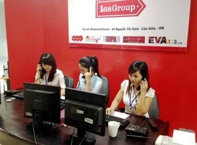 Phòng bán hàng và chăm sóc khách hàng của 168Group