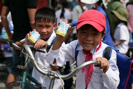 Dinh dưỡng cho trẻ em nông thôn như thế nào là đúng cách?
