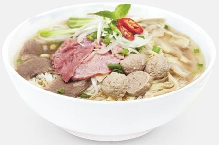 Những đặc điểm của món phở đậm chất Việt