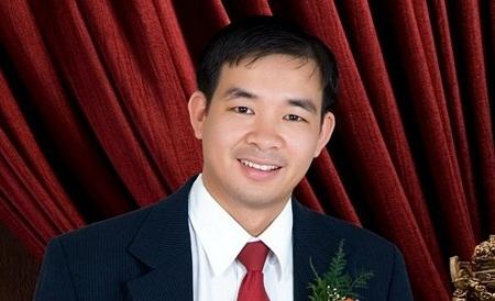 Tiến sỹ tự động hóa Nguyễn Văn Phong người sáng lập atadi.vn