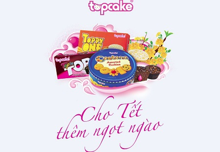 Topcake - Cho ngày Tết thêm vui