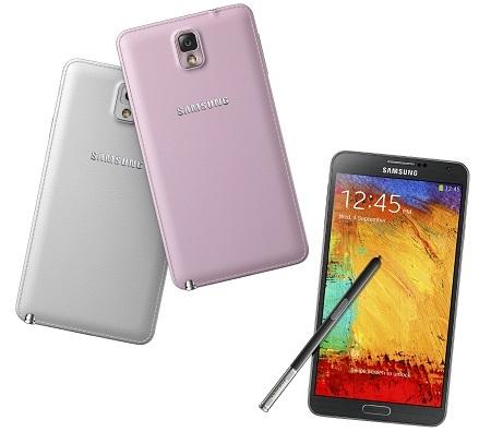 Mua Samsung Galaxy Note 3 để có cơ hội nhận trọn bộ quà tặng tại thegioididong.com