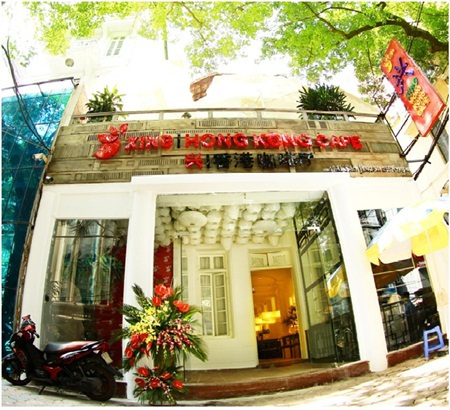 Nhà hàng Xing Hongkong Café