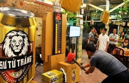 """Nhạc sĩ Quốc Bảo: """"Tôi đã sai lầm khi uống bia một mình!"""""""