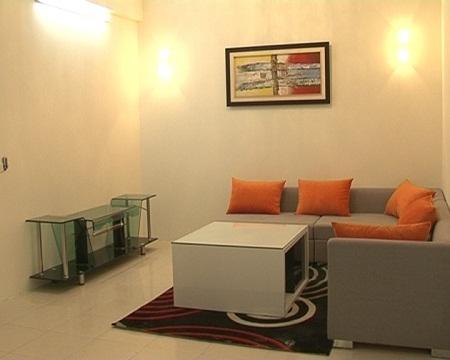 Một góc căn hộ chung cư xpHOMES tại nhà mẫu