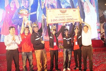 Saigon Jokers vô địch tại sự kiện Đi Tìm Huyền Thoại Đông Nam Á