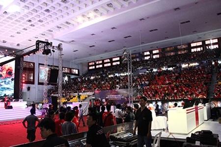Sự kết hợp giữa giải đấu quốc tế với sự kiện sinh nhật 1 tuổi của LMHT