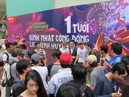 Giải Thể thao Điện tử Quốc tế TP.HCM mở rộng tại NTĐ Phan Đình Phùng