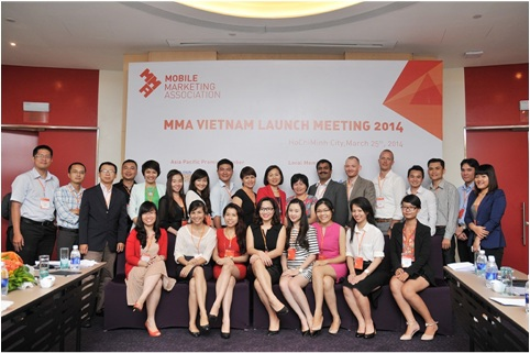 Thành viên MMA Việt Nam.