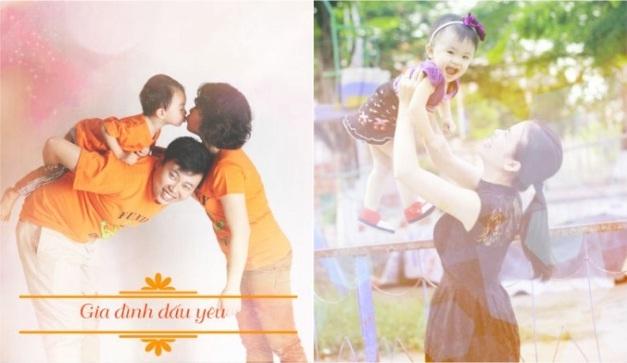 Lưu giữ những khoảnh khắc ý nghĩa bên gia đình thân yêu.