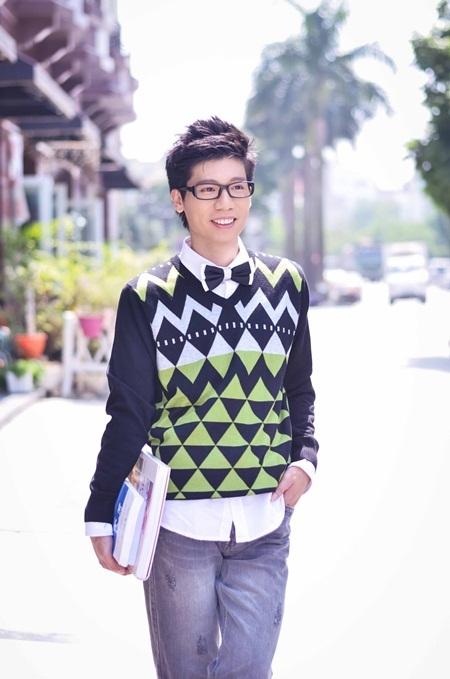 MC Ninh Quang Trường - Gương mặt quen thuộc trong các chương trình Nhảy cùng BiBi, Cafa sáng,...