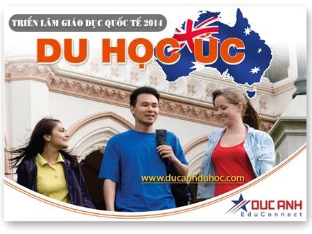 Cùng Đức Anh chuẩn bị hành trang du học Úc
