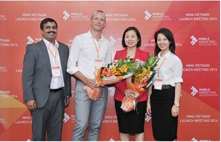 MMA Việt Nam và nỗ lực cho thị trường Mobile Marketing