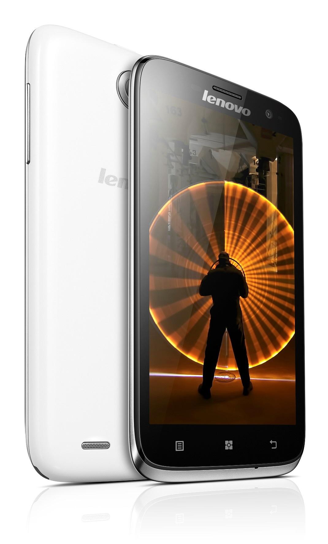 Đánh giá Lenovo A859 – đa năng với màn hình lớn