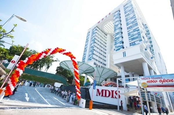 Chuyên ngành đào tạo tại MDIS