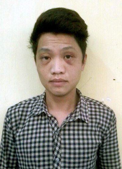 Ba đối tượng Nguyễn Quốc Bình, Nguyễn Quang Ngọc và Đào Văn Đông.