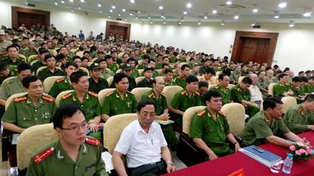 CSGT Hà Nội tập huấn phân luồng giao thông cho 20.000 người