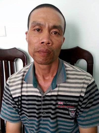 Đối tượng Nguyễn Xuân Trường.