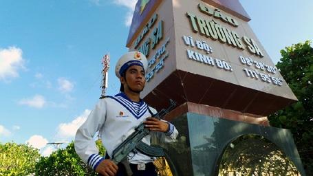"""Thăm """"thủ đô"""" của huyện đảo Trường Sa"""