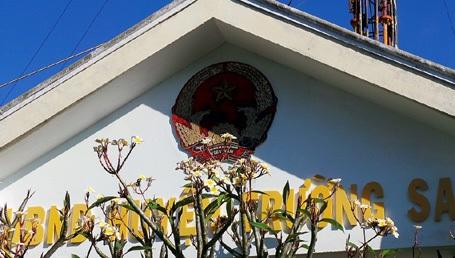 Trụ sở Ủy ban nhân dân huyện Trường Sa được đặt tại đảo Trường Sa.