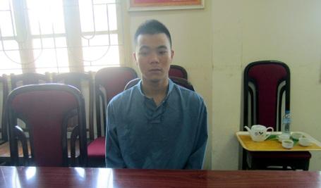 Đối tượng Trần Quốc Thịnh.