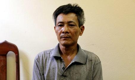 Đối tượng Nguyễn Văn Nghĩa.