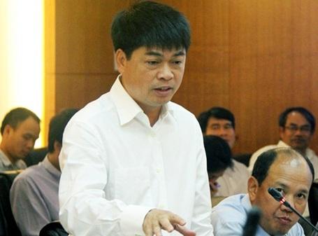 Ông Nguyễn Xuân Sơn,nguyên Tổng Giám đốc Oceanbank, bị bắt về 2 tội danh.(Ảnh: Petrotimes)