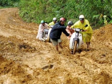 Quảng Nam xin hỗ trợ 1.500 tấn gạo trong mùa mưa bão