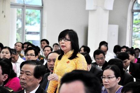 Đại biểu đặt câu hỏi chất vấn với lãnh đạo các Sở của TP Đà Nẵng