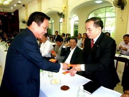 Ông Trần Thọ thay ông Nguyễn Bá Thanh phụ trách Thành ủy Đà Nẵng