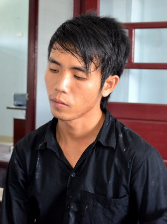 Đối tượng Nguyễn Hữu Hậu