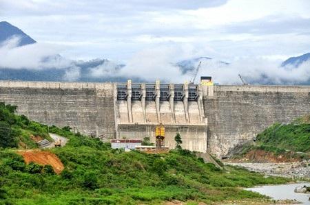 Thủy điện Sông Tranh 2 là tâm điểm của diễn tập ứng phó động đất