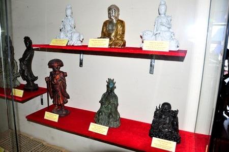 Bộ sưu tập mộc bản Kinh Phật bằng gỗ (thế ky 15-16)