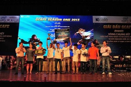 Đội GClub (Đà Nẵng) giành giải Nhất