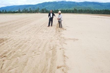 Khu TĐC thủy điện Sông Tranh 2 bỏ hoang vì không hợp với cuộc sống của người dân bản địa