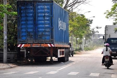 Đà Nẵng: Doanh nghiệp vận tải kêu trời vì bị cấm đường