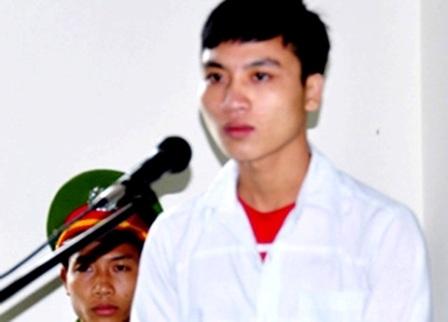 Bị cáo Phạm Văn Trường tại phiên tòa ngày 27/2. Ảnh: A.X.