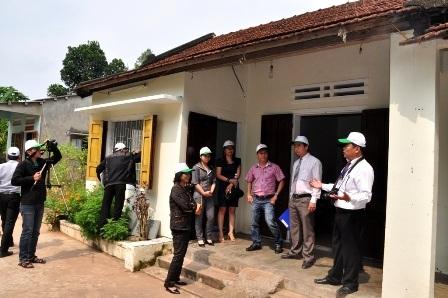 Dịch vụhomestay ở thôn Mỹ Sơn mở cửa đón khách du lịch