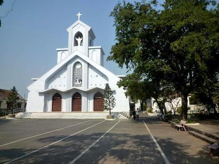 Nhà thờ Hội An hiện nay