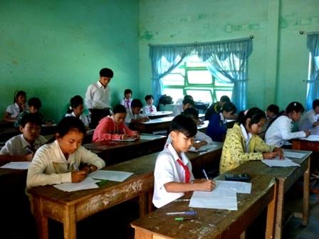 Giáo viên Quảng Nam không được dạy thêm cho học sinh mình dạy chính khóa ở trường.