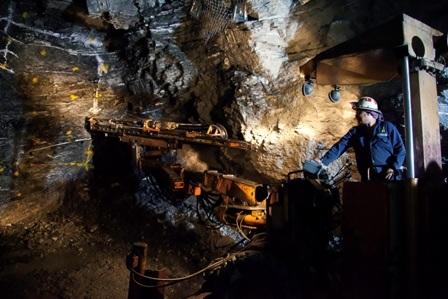 Công việc khai thác quặng tại mỏ vàng Phước Sơn đã bị tạm dừng vào ngày 22/7