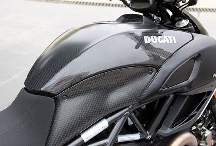 Ducati Diavel Carbon có mặt tại Hà Nội - 14