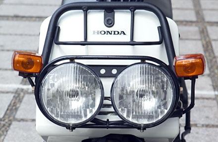 Honda không trang bị cho mẫu xe này hệ thống phanh đĩa
