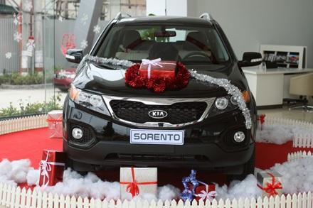 Mười mẫu xe đa dụng bán nhiều nhất năm 2013