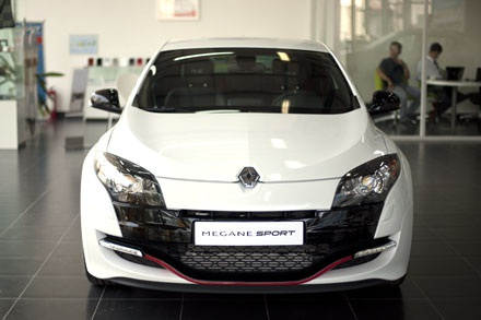 Mégane - Sự bất ngờ từ Renault tại Việt Nam