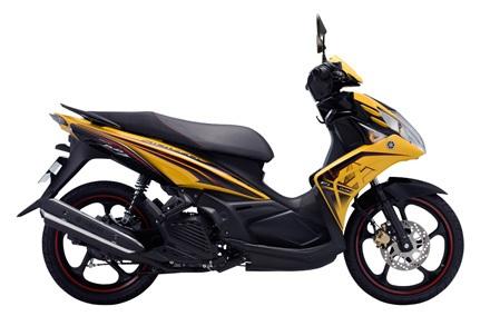 Yamaha Việt Nam ra mắt xe Nouvo phiên bản mới