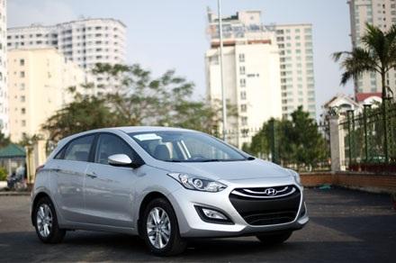 Hyundai i30 2013 tại Việt Nam có gì?